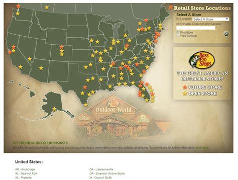 store map bass pro shops smokie does stuff