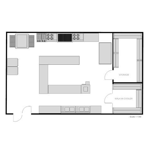 kitchen floorplans restaurant kitchen floor plan