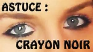 Astuce De Maquillage Pour Les Yeux Marrons : astuce maquillage stop au crayon noir qui coule youtube ~ Melissatoandfro.com Idées de Décoration