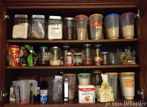 organiser ses placards de cuisine organiser placard à provisions dans sa cuisine je