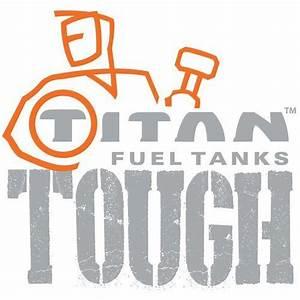 Titan Fuel Tanks 5410050 Titan Travel Trekker In