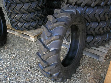New 11.2-24 Tractor Tire 8 Ply