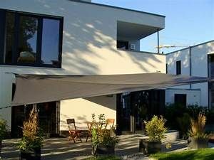 Sitzgruppe Für Terrasse : sonnensegel terrasse sonne stilvoll genie en pina design ~ Sanjose-hotels-ca.com Haus und Dekorationen