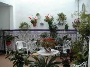 decoraci 243 n de patios interiores