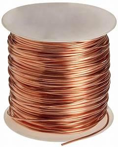 Bare Copper Wire - Parawire