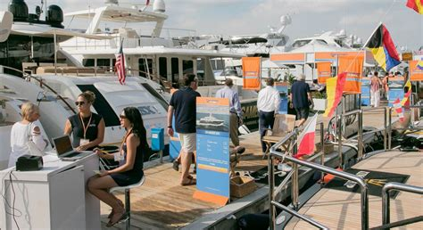 Southton Boat Show 2017 Attendance Figures by Denison S Take On Yachts Miami 2017