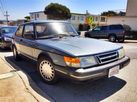online service manuals 1997 saab 900 head up display buy used 1992 92 saab 900 turbo s hatchback in san francisco california united states