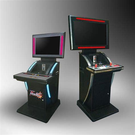 ?Totem Amusement .classic cocktail arcade game?
