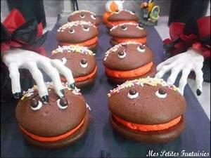 Idée Pour Halloween : recettes de halloween et whoopie pies ~ Melissatoandfro.com Idées de Décoration