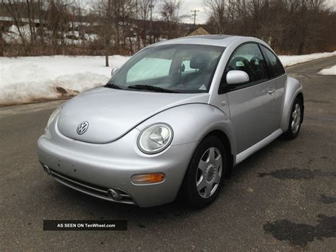 2000 volkswagen beetle glx hatchback 2 door 1 8l