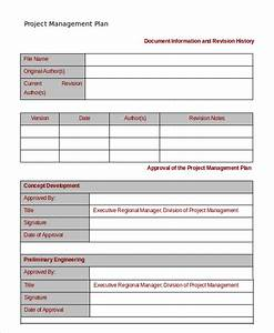 project management template 10 free word pdf documents With project management documents and templates