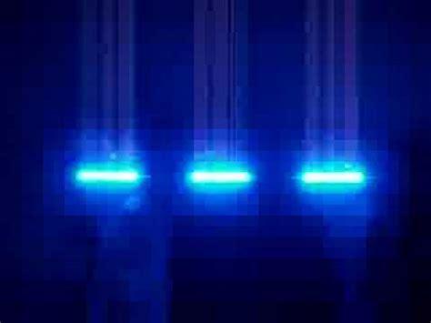 42 quot blue led light bar