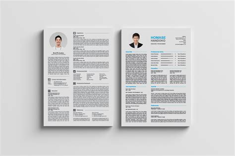 top 2 page cv resumes a4 resume templates on