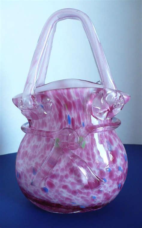 Murano Glass Purse Vase - 43 best images about i glass handbag vases on