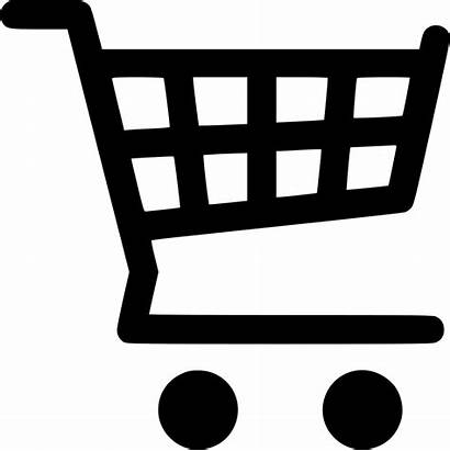 Shopping Icon Cart Buying Basket Groceries Trolley