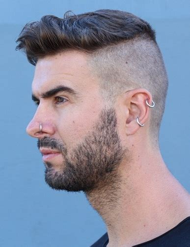 finest ear piercing ideas  men   benefits