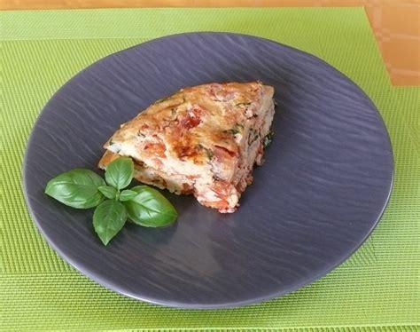 recette cuisine collective recette frittata de tomates vici solutions restauration collective et commerciale