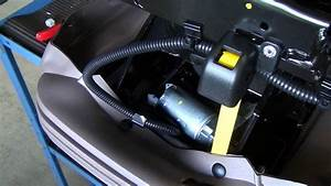 Grammer Seats - Msg95 - How To Install Compressor