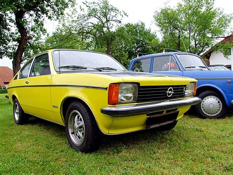 Opel Kadett Ccoupe; 54ps; Baujahr1978;110703