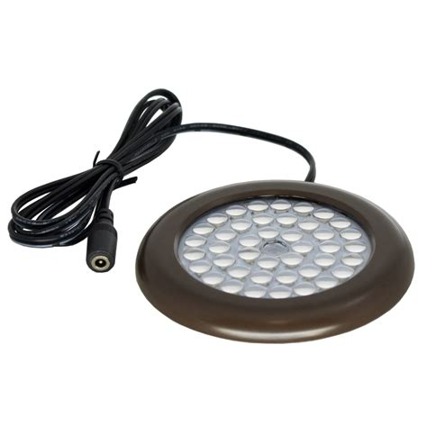 3 5 inch cool white led puck lights premium kit 3 pack