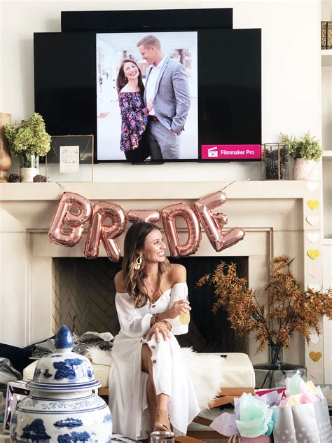 ideas for bridal showers at home beautiful fall bridal shower ideas cc and mike