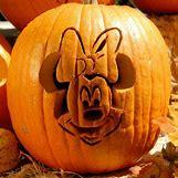 Mickey And Minnie Pumpkin Carving Patterns | 420 x 420 jpeg 41kB