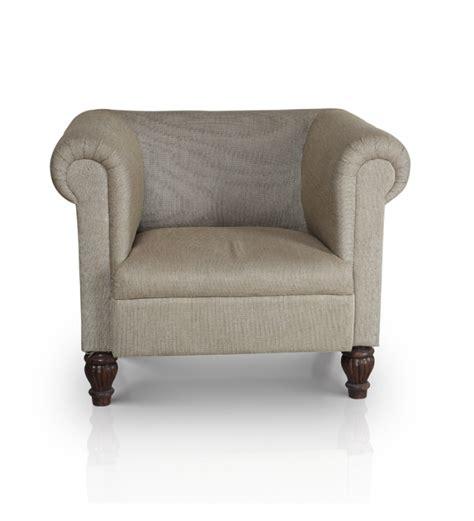 mango wood single seater sofa by mudramark