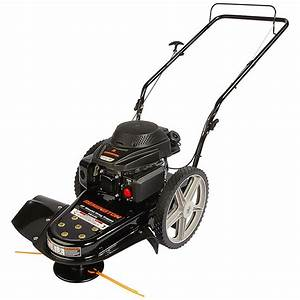 Remington Rm1159 22 U0026quot  Trimmer Lawn Mower Review