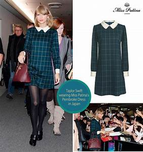 Spotted Taylor Swift Wearing Miss Patina Miss Patina