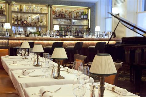 A Go-to For Well-heeled Diners