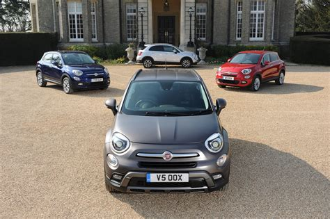 Who Makes Fiat by Fiat 500x Crossover Makes Its D 233 But On South Soil