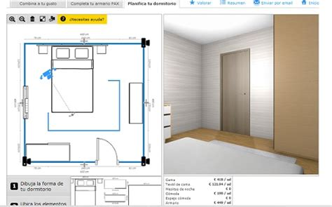ikea planificador bedroom vista   doodlesoftware