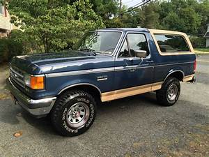 This Low-Mileage 1987 Ford Bronco is a Blast From the Past - Ford-Trucks.com