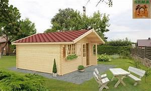 kit chalet en bois habitable de loisirs LAURIER 20 de 20 m² STMB Construction