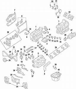Engine For 2009 Subaru Forester