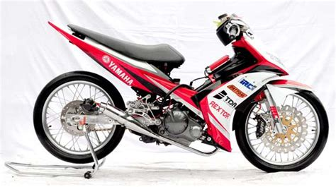 Jupiter Modif Road Race by Foto Gambar Motor Modif Jupiter Mx Sederhana 135 King