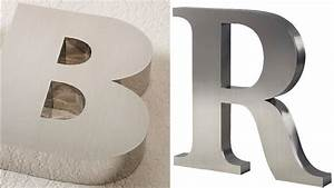 stainless steel channel letters ordering and pricing page With fabricated channel letters