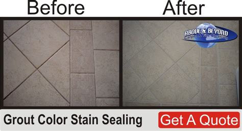 image gallery grout stain
