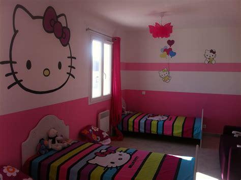 deco chambre fille 5 ans chambre hello photo 3 5 3513945