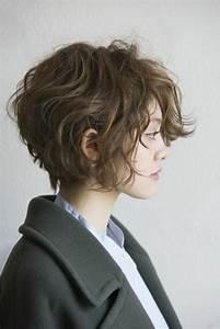 Coupe Courte Cheveux Bouclés : 114 magnifiques photos de coiffure courte ~ Melissatoandfro.com Idées de Décoration