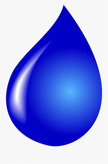 Clipart Water Transparent Droplet Drop Clipartkey