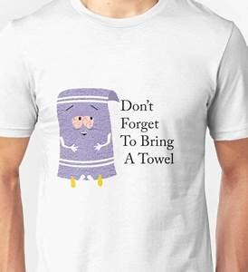 Towelie: Gifts & Merchandise   Redbubble
