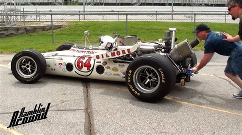 Indy Cars For Sale by Vintage Indy Cars For Sale Trailer