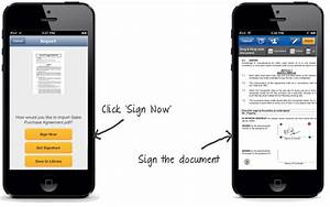 easy and efficient way to sign documents on the go with With sign documents on the go