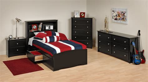 Boys Bedroom Set by Alluring Boys Bedroom Set With Size Bookcase Bed And