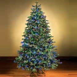 switchable color prelit tree the green