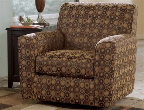 furniture swivel chairs for living room with books