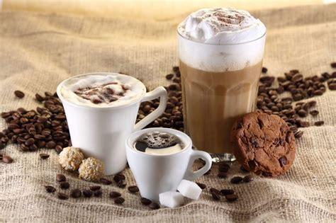 bilder tasse kaffee probieren sie tolle kaffee rezepte