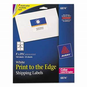 american paper twine co averyr vibrant color printing With colored mailing labels