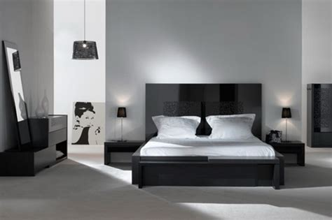 Modern Bedroom Design Ideas Black And White by Modern Black And White Bedroom Design Ideas Interior Design